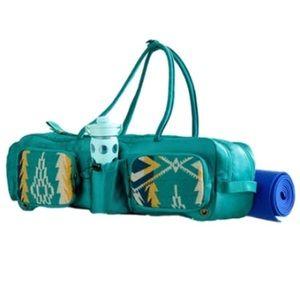 Sunset Pass Pendelton yoga bag 🦋